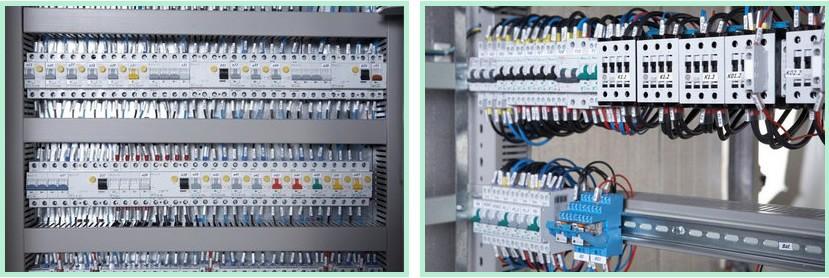 Uzinare Tablouri Electrice si Sisteme De Automatizare Industriala 1